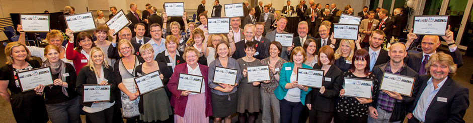 The 20 selected charities for the 130th Anniversary Fund Awards