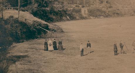 Millbrook Reservoir circa 1870