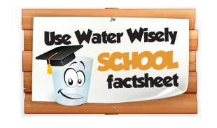 Education Use Water Wisely - School
