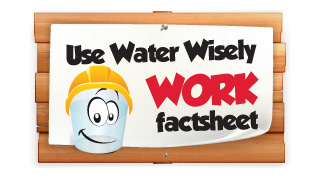 Education Use Water Wisely - Work