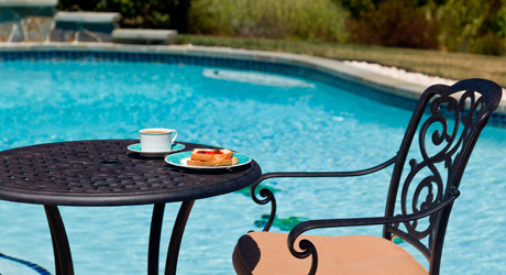 Save Water - Swimming Pools