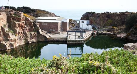 La Rosière Desalination Plant