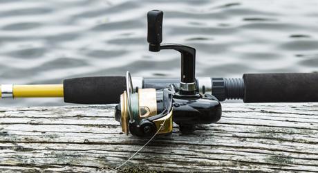 Freshwater fishing at Jersey Water sites