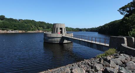Raw water storage facilities