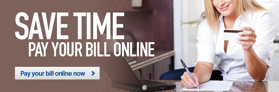 Save Time Pay Online