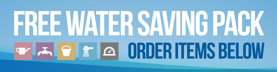 Free Water Saving Pack