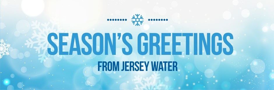 Season's Greetings from Jersey Water