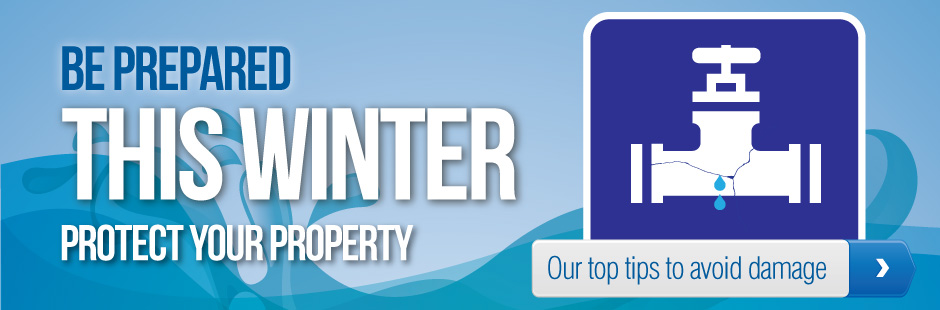 Jersey Water – Winter Pipes Banner